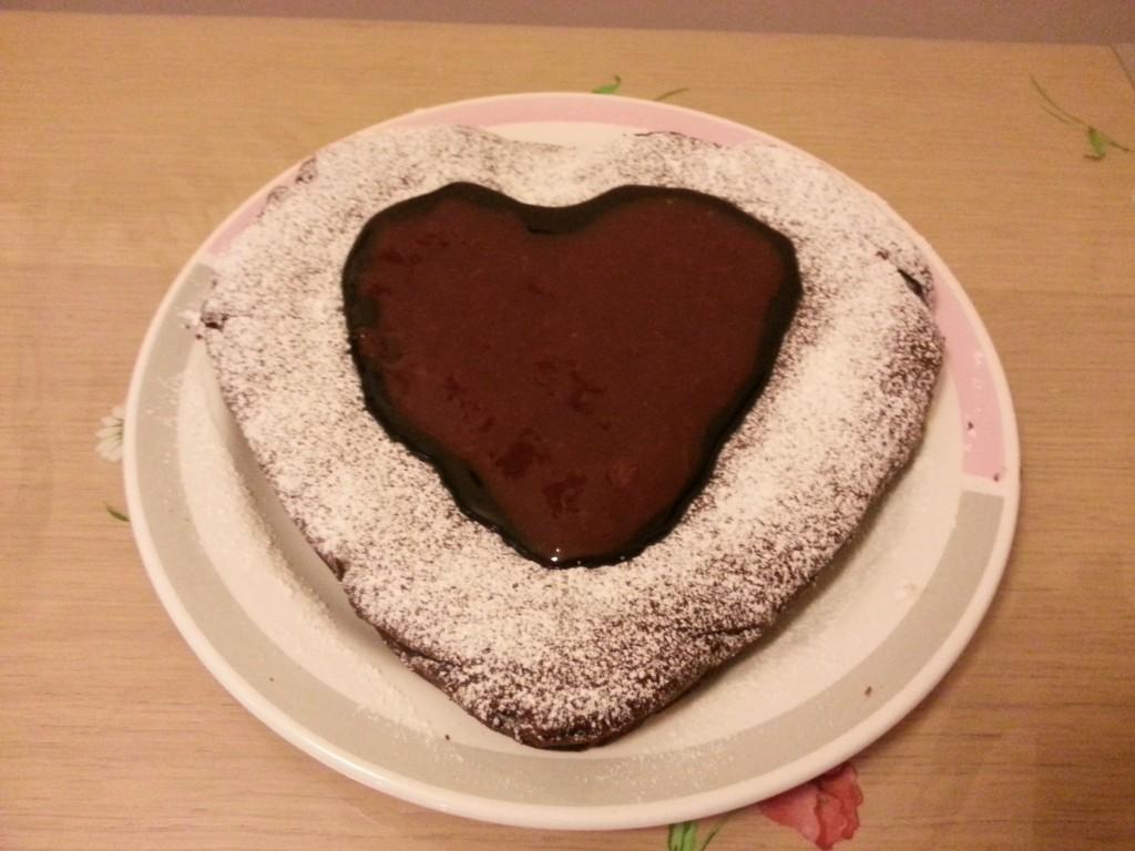 torta senza glutine senza latte senza lievito